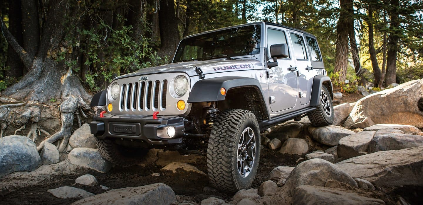 New 2017 Jeep Wrangler Rubicon Recon Moves From Off Road Ruler To