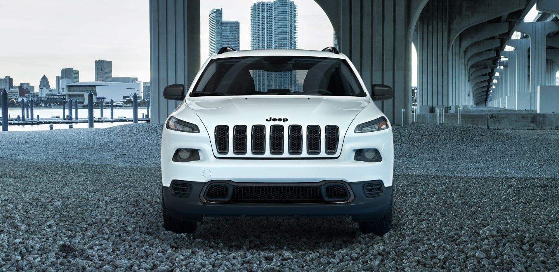 Jeep Cherokee Sport Altitude 2017: vista frontal