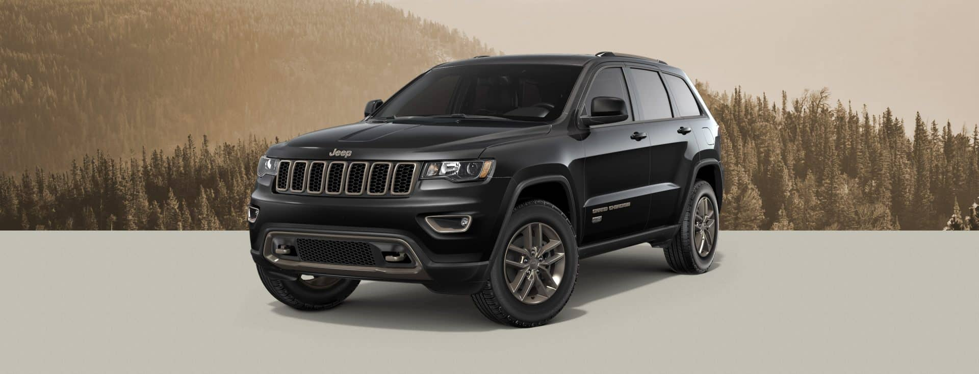 2017 jeep grand cherokee 75th anniversary edition. Black Bedroom Furniture Sets. Home Design Ideas