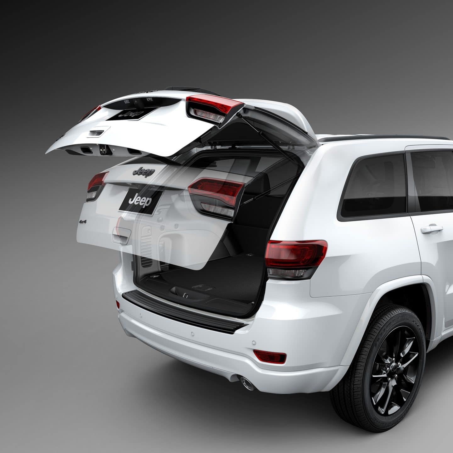 2017 jeep grand cherokee altitude - limited edition