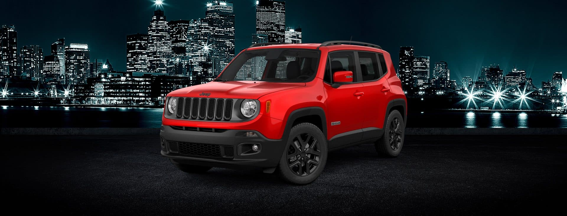 2017 jeep renegade altitude - limited edition