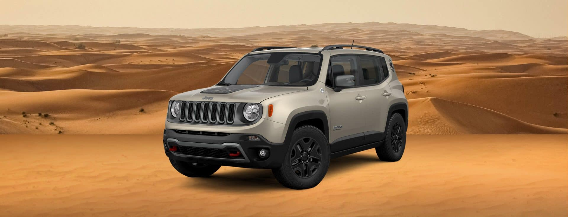 2017 Jeep Renegade Desert Hawk - Limited Edition