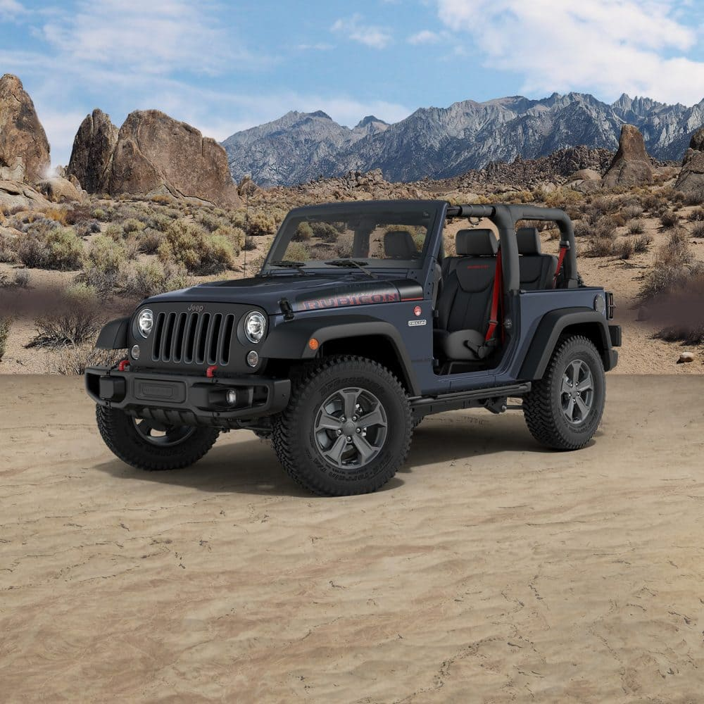 Rubicon Hard Rock 2015 Two Autos Post