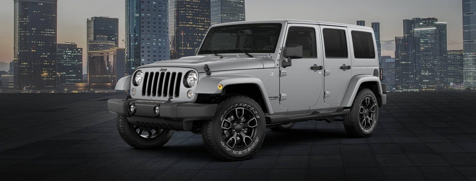 2018 Jeep Wrangler JK Altitude Limited Edition