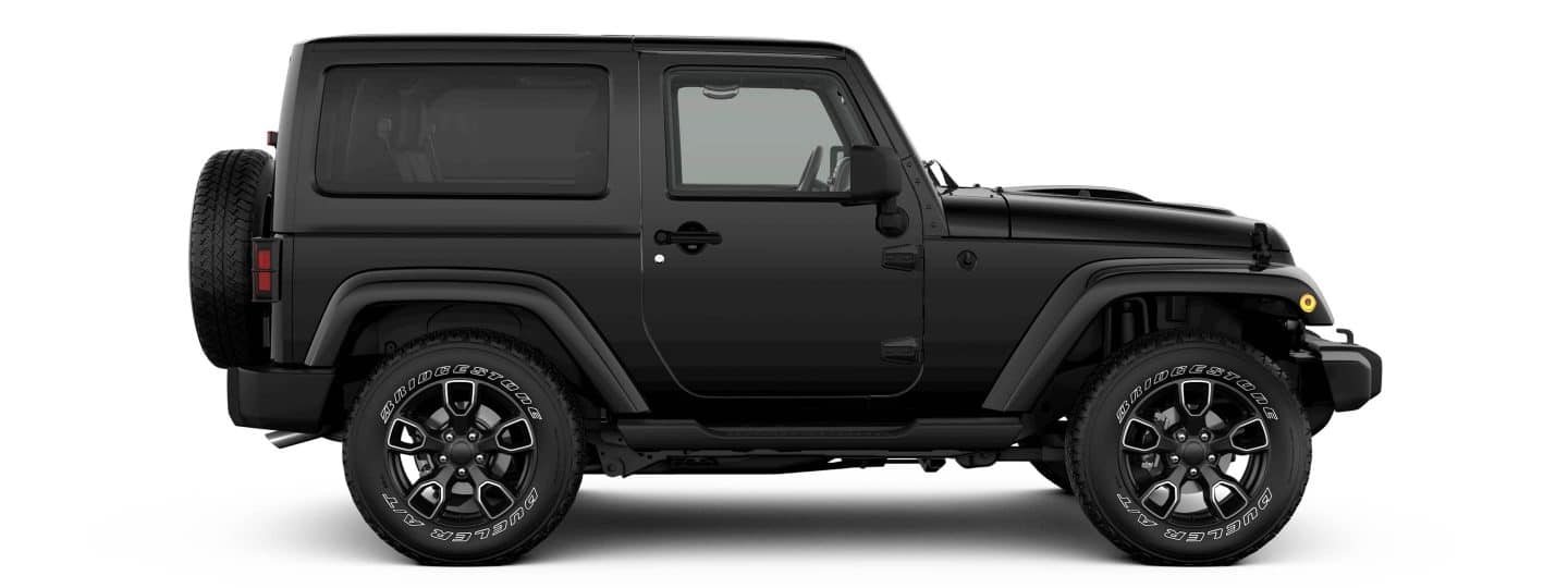 2018 Jeep Wrangler Jk Altitude Limited Edition Suv