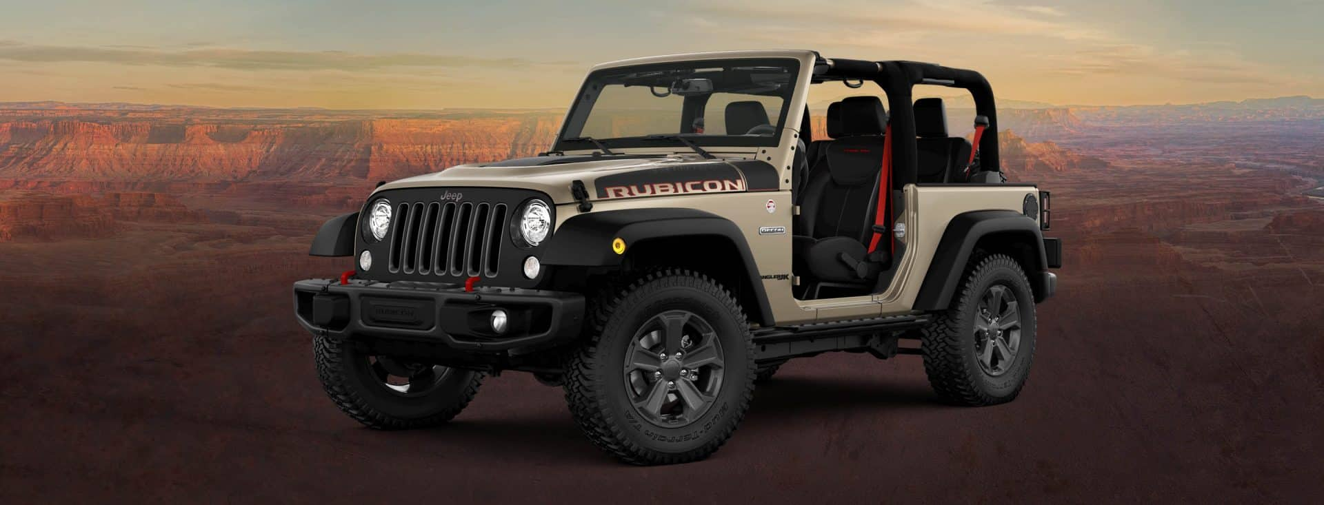 Jeep Wrangler JK Rubicon Recon 2018 - SUV Limited Edition
