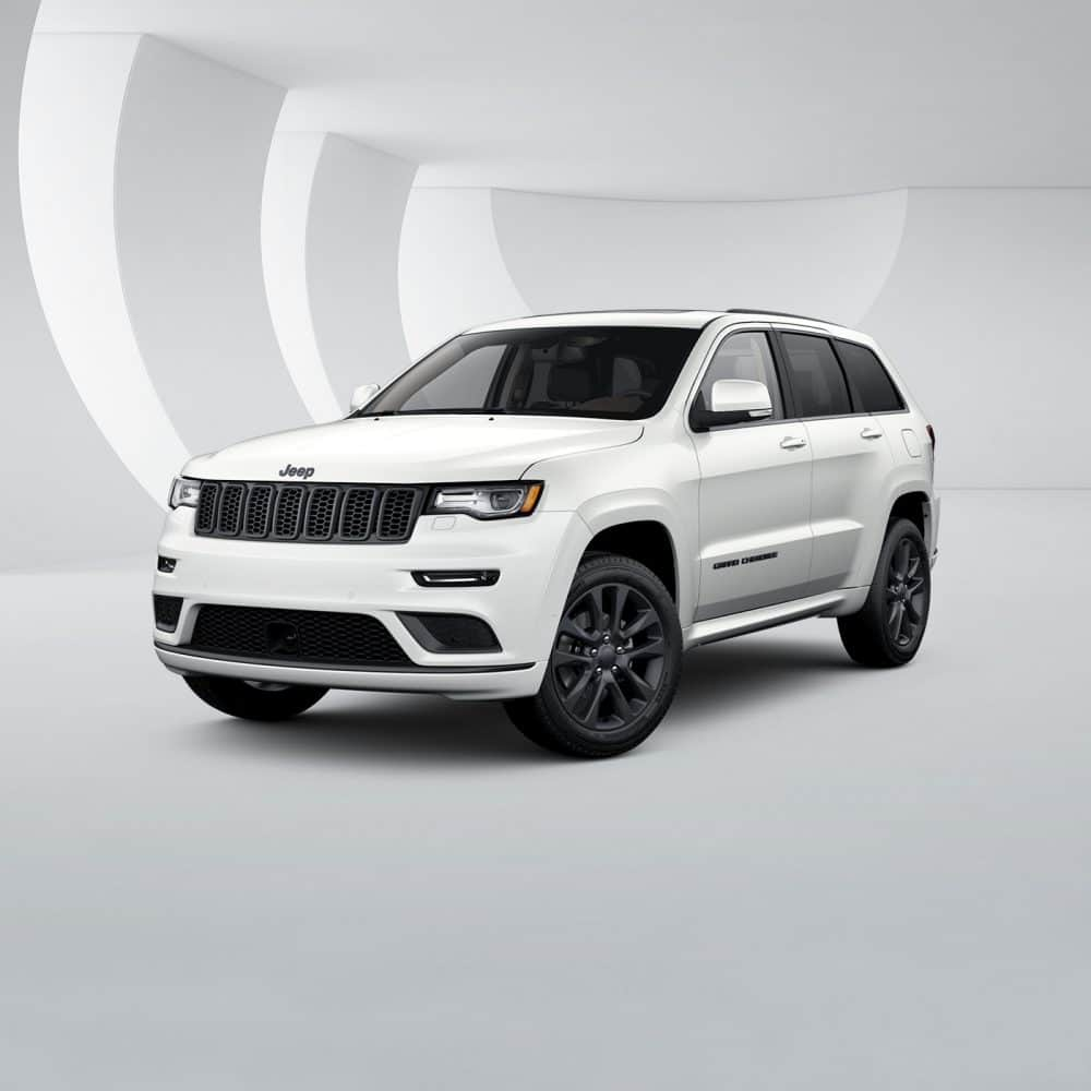 2018 Jeep Grand Cherokee High Alude