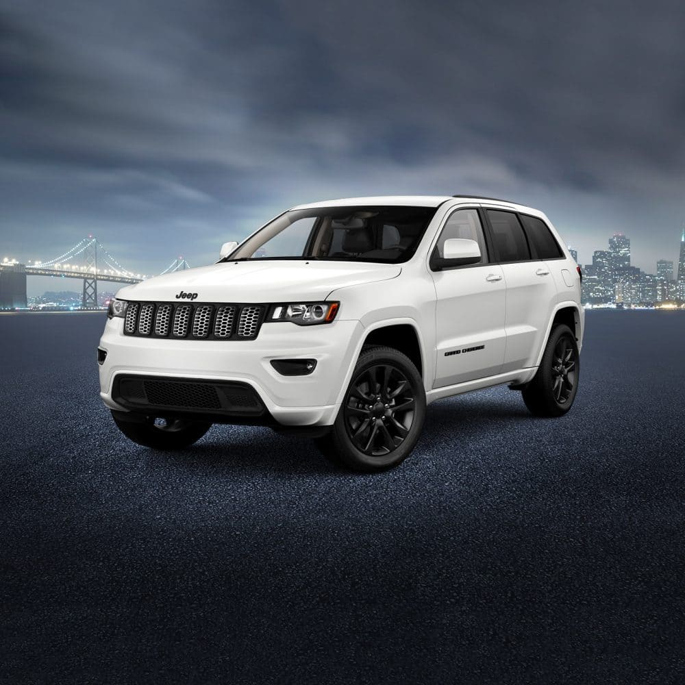 2018 Jeep Grand Cherokee Alude Limited Edition