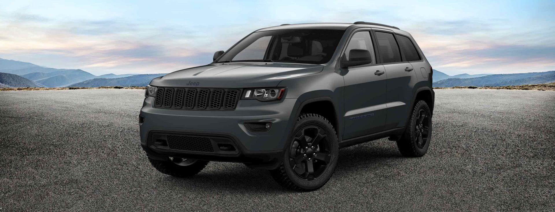 afc0d3cc744 2018 Jeep Grand Cherokee Upland - Limited Edition