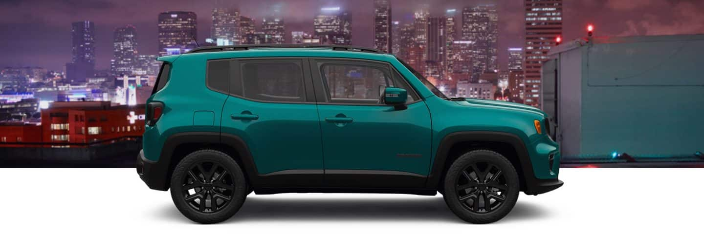 2019 Jeep Renegade Limited Editions Model Lineup