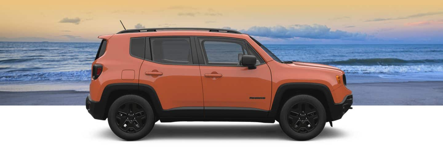 Jeep Renegade Limited >> 2019 Jeep Renegade Limited Editions Model Lineup