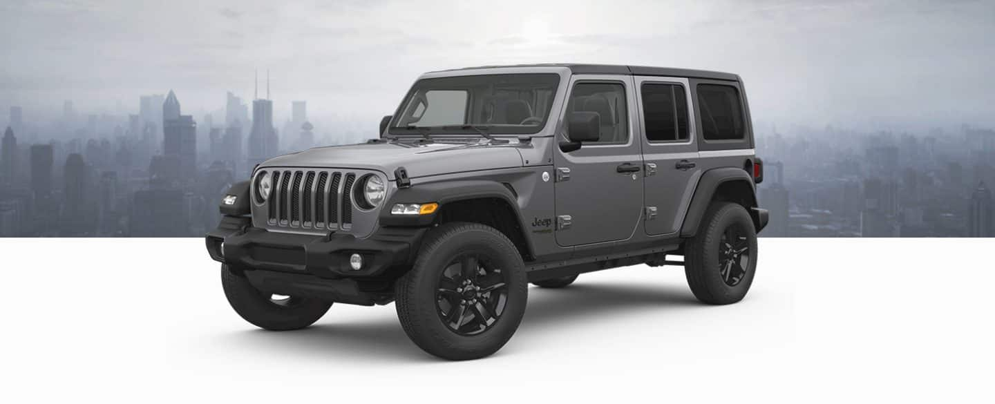 2019 Jeep Wrangler Altitude Limited Edition