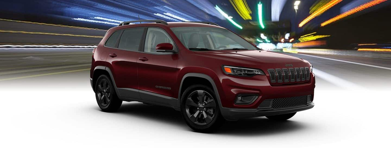 2020 Jeep Cherokee Altitude Limited Edition Suv