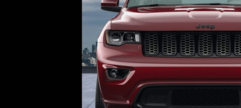2020 Jeep Grand Cherokee Altitude Limited Edition Suv