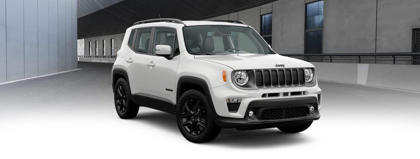 2020 Jeep Renegade Altitude Limited Edition Suv