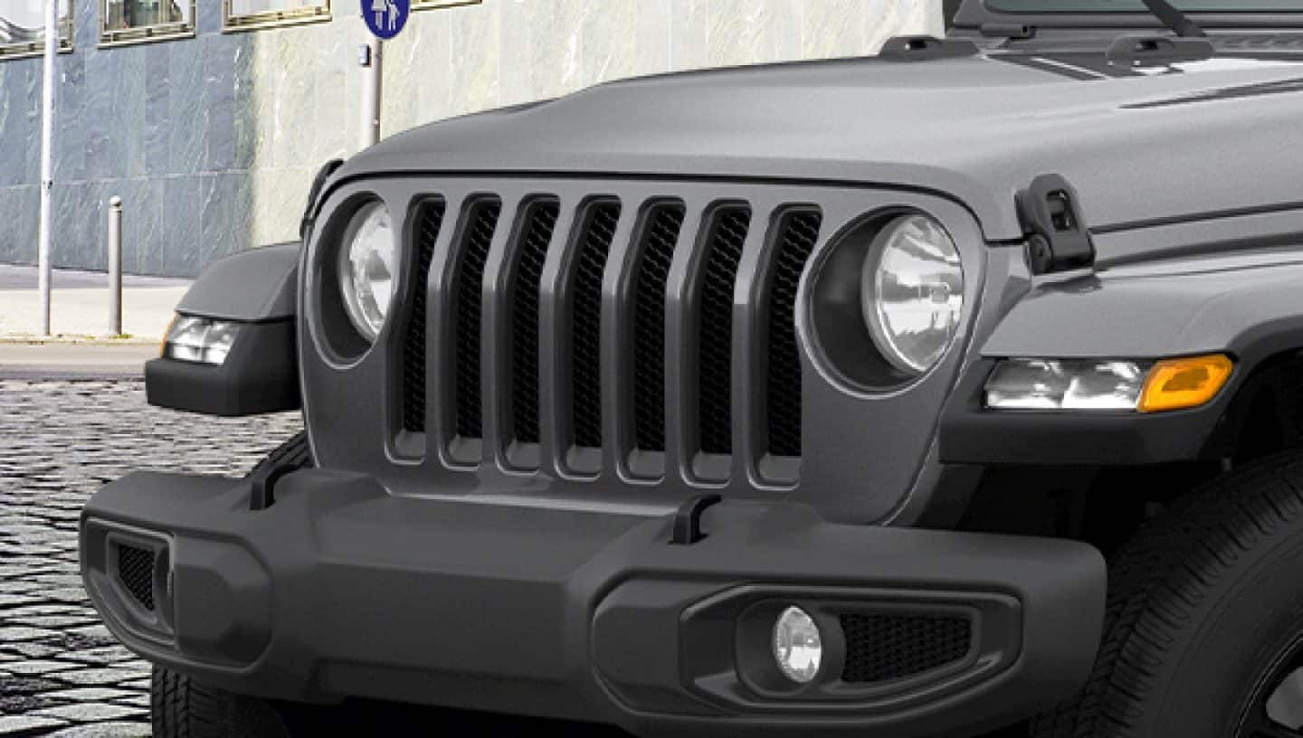 2021 Jeep Wrangler Altitude Limited Edition