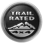 The Trail Rated 4x4 logo.