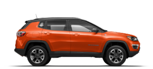 Trail Rated Jeep Compass