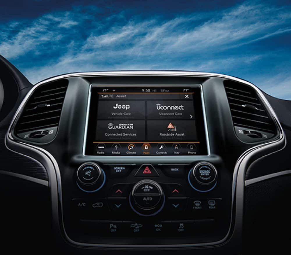 Uconnect - Jeep Uconnect System Connectivity Features