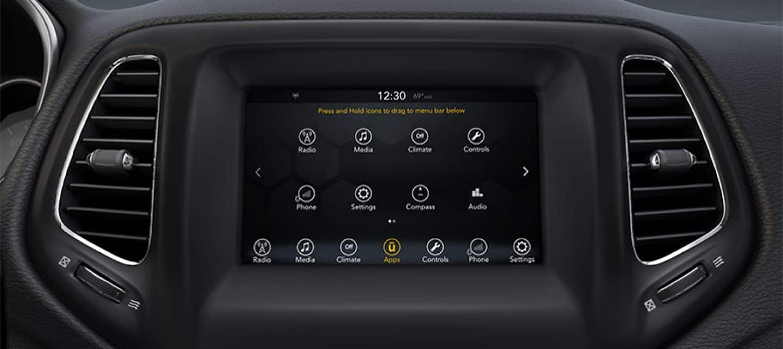 Uconnect 2020 Jeep Uconnect 7 0 Uag