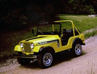 1974 Jeep CJ-5 Renegade.
