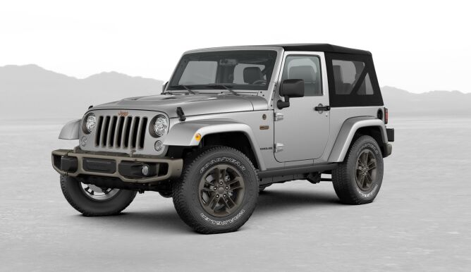New 2016 Jeep Wrangler in Cicero New York