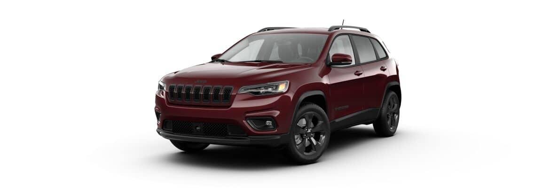 The 2021 Jeep Cherokee Altitude