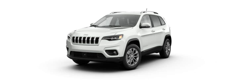 The 2021 Jeep Cherokee Latitude Plus