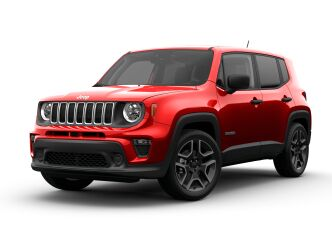 2021 Jeep Renegade in Hugo, OK