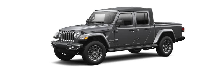 The 2021 Jeep Gladiator Overland