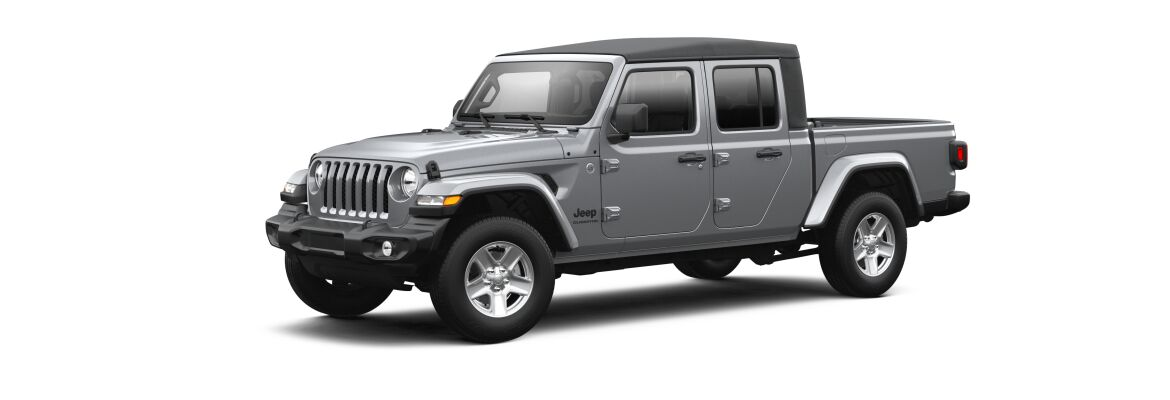 The 2021 Jeep Gladiator Sport S