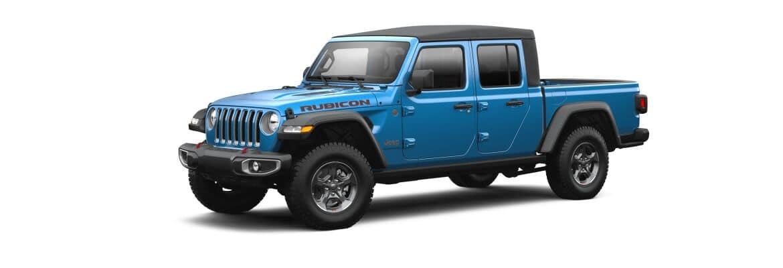 The 2021 Jeep Gladiator Rubicon