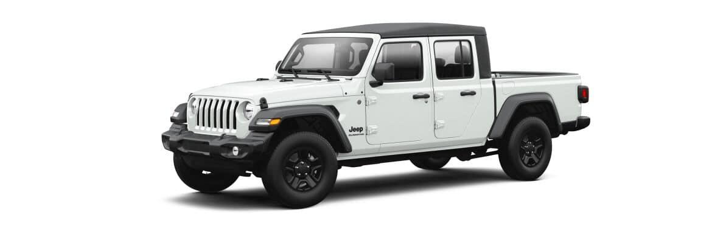 2021 Jeep Gladiator in Paris, TX