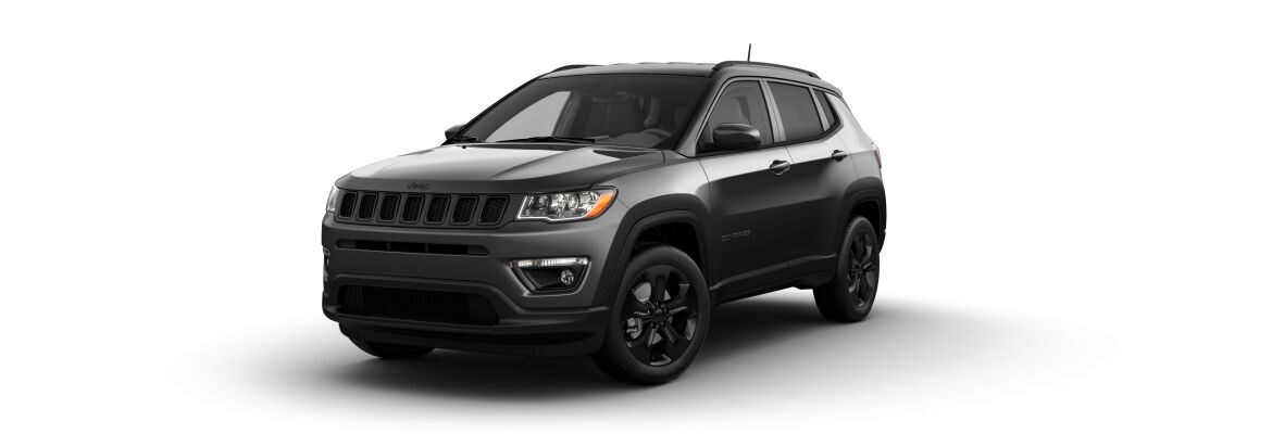 The 2021 Jeep Compass Altitude