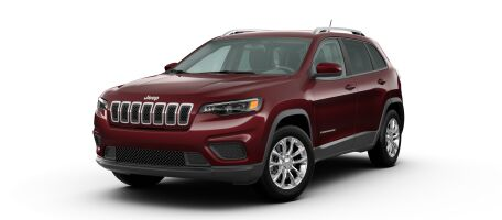 Search New Vehicle Inventory Jeep