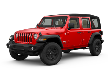 SportUtilityVehicles_2018 Jeep Wrangler