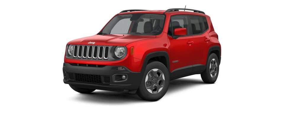 Jeep Renegade is a disgrace to the brand's masculine, or bad girl message