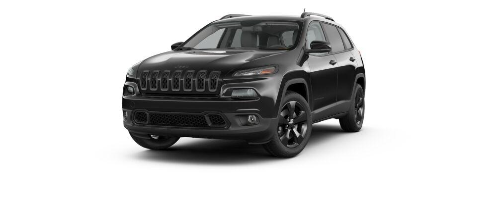 New 2017 Jeep Cherokee in Oak Lawn Illinois