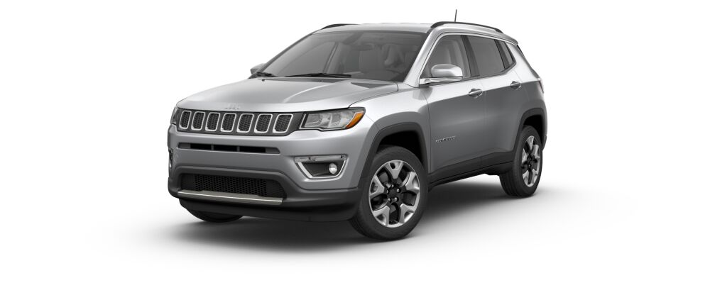 Jeep Compass New Compact Suv