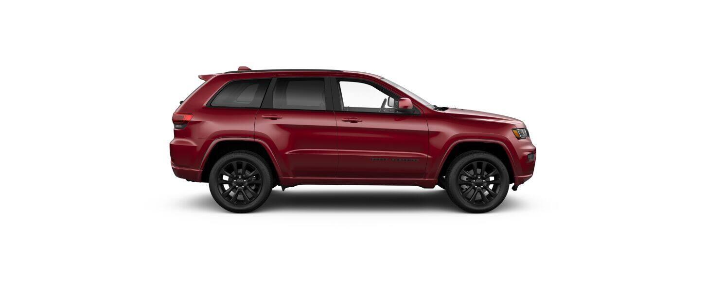 2018 Jeep Grand Cherokee Altitude Limited Edition Suv