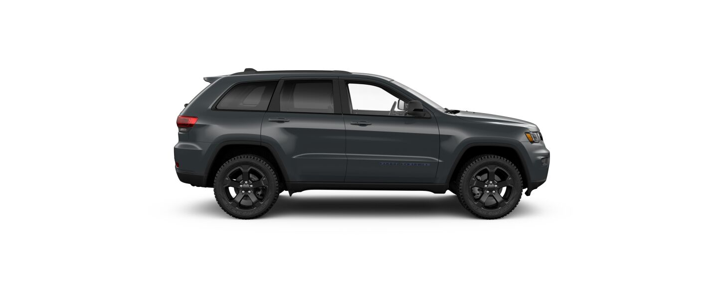 2018 Jeep Grand Cherokee Upland - Limited Edition