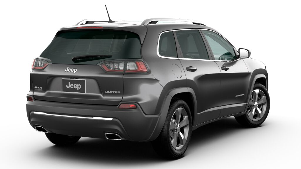 New 2020 JEEP Cherokee CHEROKEE LIMITED 4X4