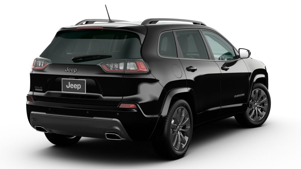 New 2020 JEEP Cherokee CHEROKEE HIGH ALTITUDE 4X4