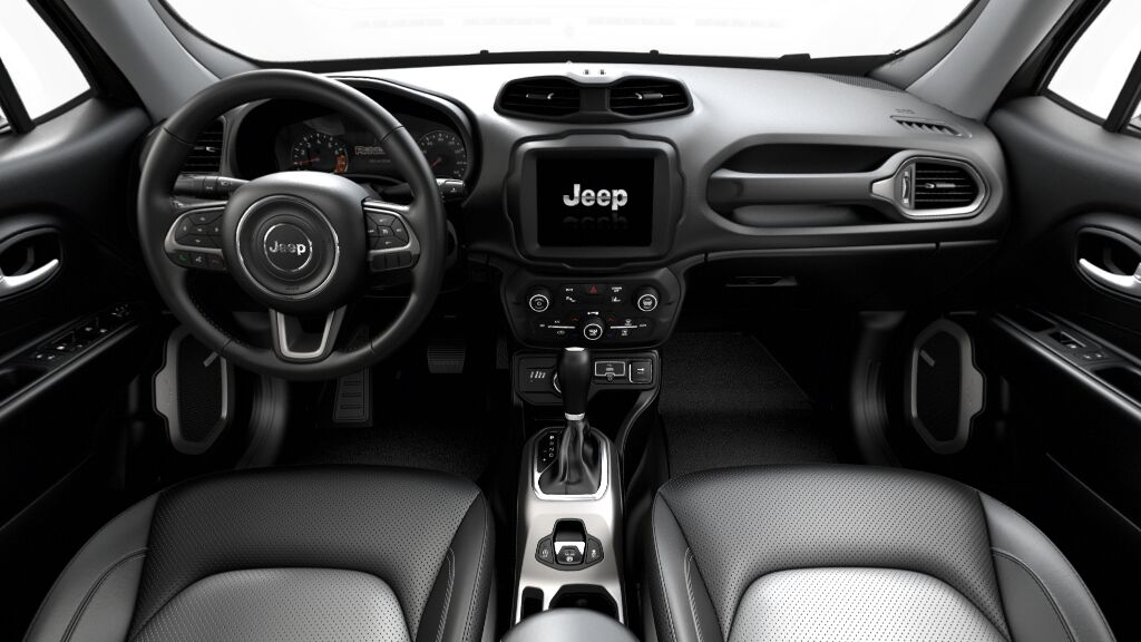New 2021 JEEP Renegade RENEGADE LIMITED 4X4