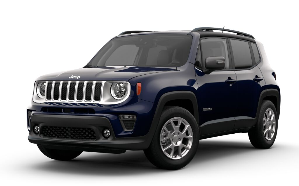 New 2021 JEEP Renegade Limited