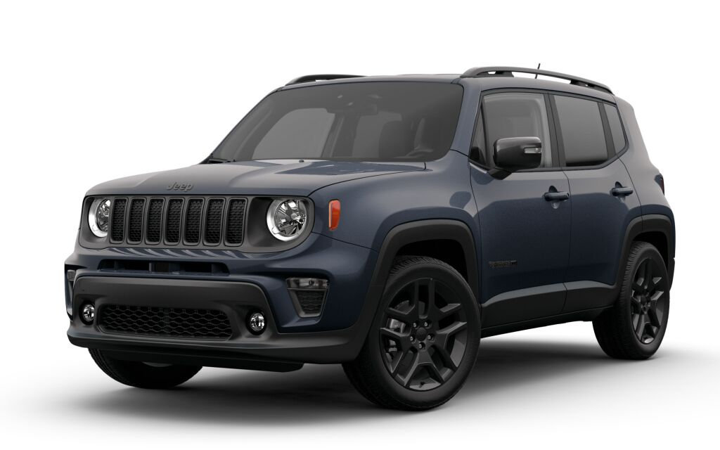 New 2021 JEEP Renegade 80th Anniversary 4x4