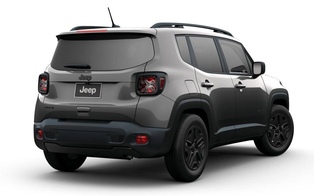 New 2021 JEEP Renegade Upland Edition 4x4 *Ltd Avail*