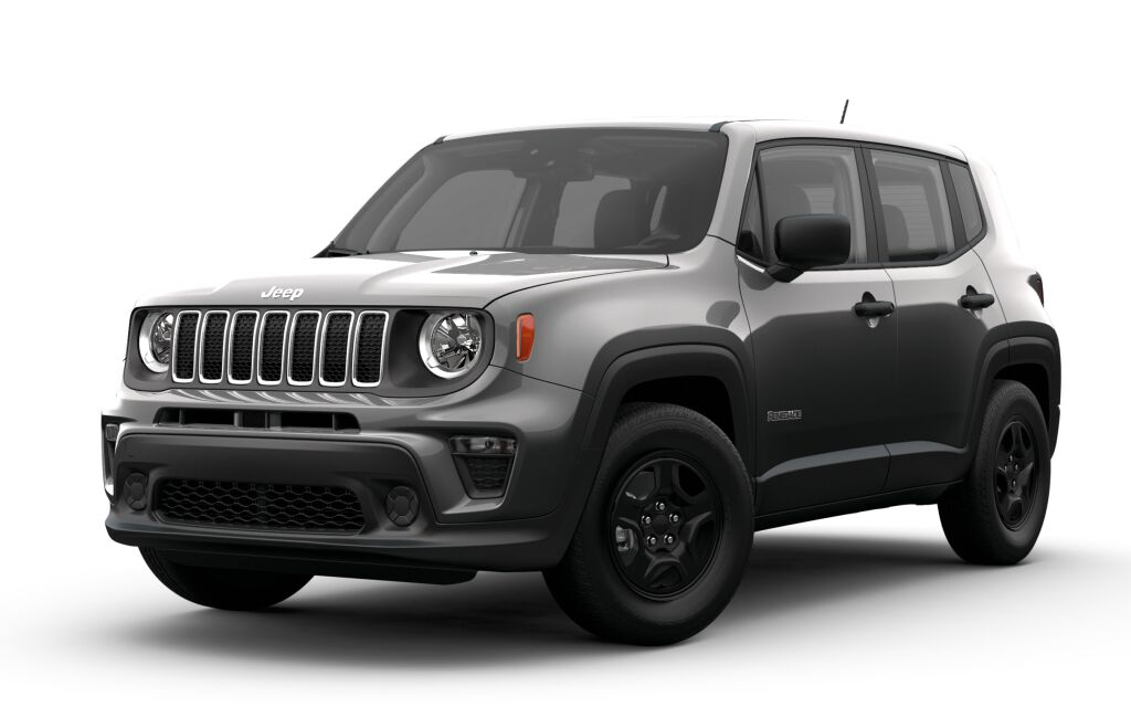 New 2021 JEEP Renegade RENEGADE SPORT FWD