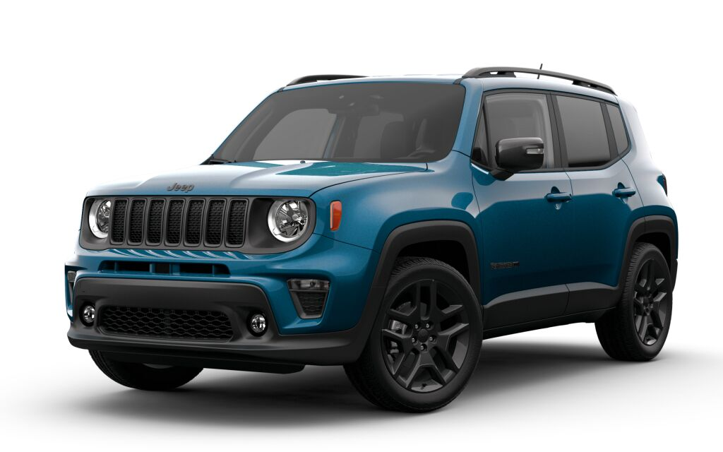 New 2021 JEEP Renegade Latitude FWD