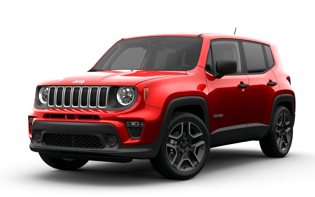 2021 JEEP Renegade Jeepster